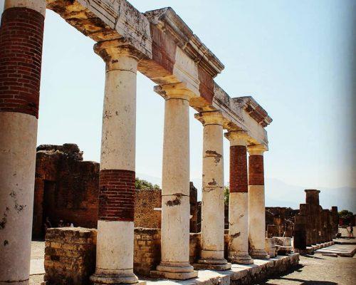 colonne foro