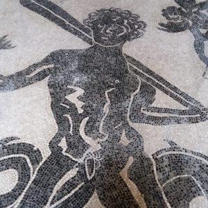 mosaico terme ercolano