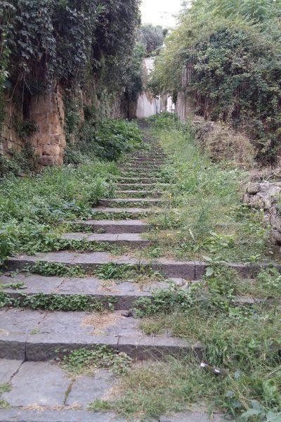 scale cupa vecchia
